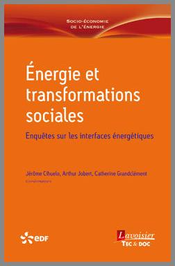 Couverture de l'ouvrage Énergie et transformations sociales