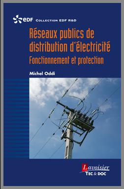 Couverture de l'ouvrage Réseaux publics de distribution d'électricité