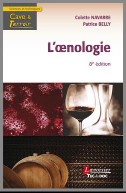 Couverture de l'ouvrage L'œnologie