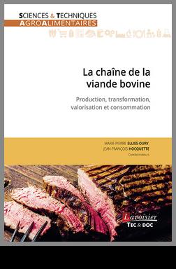 Couverture de l'ouvrage La chaîne de la viande bovine
