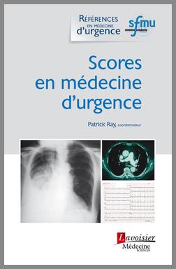 Couverture de l'ouvrage Scores en médecine d'urgence
