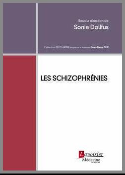 Couverture de l'ouvrage Les schizophrénies
