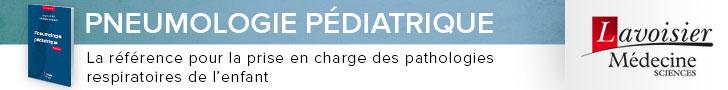 Pneumologie pédiatrique (2° Éd.)