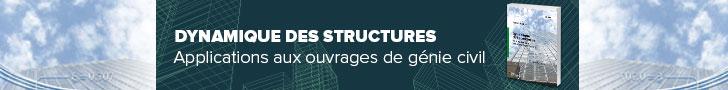 Dynamique des structures (3° Éd.). Applications aux ouvrages de génie civil