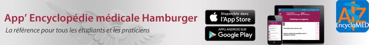 Application Encyclopédie médicale Hamburger