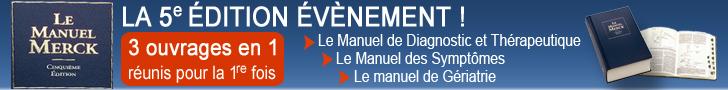 Le manuel Merck (5e Éd.)