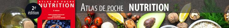 Atlas de poche nutrition (2° Éd.)