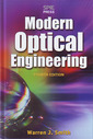 Couverture de l'ouvrage Modern optical engineering