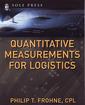 Couverture de l'ouvrage Quantitative measurements for logistics