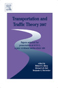 Couverture de l'ouvrage Transportation and traffic theory: proceedings of the 17th international symposium on transportation and traffic theory