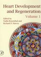 Couverture de l'ouvrage Heart Development and Regeneration
