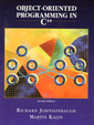 Couverture de l'ouvrage Object-oriented programming in C++ (2nd ed 99)