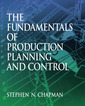 Couverture de l'ouvrage Fundamentals of production planning and control