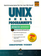 Couverture de l'ouvrage Unix shell programmer's interactive workbook with CD ROM