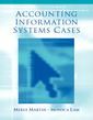 Couverture de l'ouvrage Accounting information systems cases