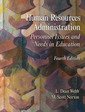 Couverture de l'ouvrage Human resources administration,