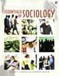 Couverture de l'ouvrage Essentials of sociology
