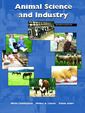 Couverture de l'ouvrage Animal science and industry (7th ed )