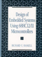 Couverture de l'ouvrage Design of embedded systems using 68HC12 (11) microcontrollers