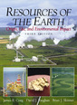 Couverture de l'ouvrage Resources of the earth (3° ed )