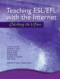 Couverture de l'ouvrage Teaching esl/efl with the internet