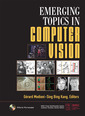 Couverture de l'ouvrage Emerging topics in computer vision, (with DVD)