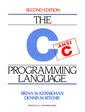 Couverture de l'ouvrage The C programming language (2nd Ed. ANSI C)