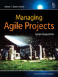 Couverture de l'ouvrage Managing agile projects