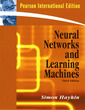 Couverture de l'ouvrage Neural networks and learning machines