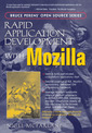 Couverture de l'ouvrage Rapid application development with mozilla