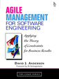 Couverture de l'ouvrage Agile management for software engineering : applying the theory of constaints for business results