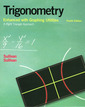 Couverture de l'ouvrage Trigonometry enhanced with graphing utilities (4th ed )