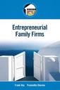 Couverture de l'ouvrage Entrepreneurial family firms
