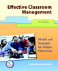 Couverture de l'ouvrage Effective classroom management, models for strategies for today's classrooms (2nd ed )