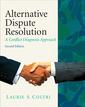 Couverture de l'ouvrage Alternative dispute resolution (2nd ed )