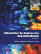 Couverture de l'ouvrage Introduction to engineering experimentation PIE