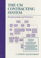 Couverture de l'ouvrage CM contracting system : fundamentals and practices