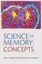 Couverture de l'ouvrage Science of memory concepts