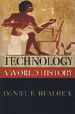 Couverture de l'ouvrage Technology: A world history