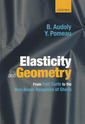 Couverture de l'ouvrage Elasticity and geometry: from hair curls to the nonlinear response of shells