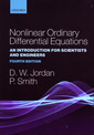 Couverture de l'ouvrage Nonlinear ordinary differential equations (Paper)