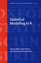 Couverture de l'ouvrage Statistical modelling with R (Statistical science series, N° 35)