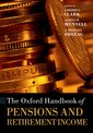 Couverture de l'ouvrage The Oxford handbook of pensions and retirement income