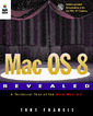 Couverture de l'ouvrage MacOS 8 revealed (paper) with CD ROM