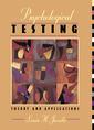 Couverture de l'ouvrage Psychological testing