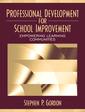 Couverture de l'ouvrage Professional development for school improvement