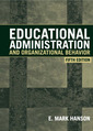 Couverture de l'ouvrage Educational administration and organizational behavior (5° ed )