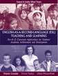 Couverture de l'ouvrage Esl teaching and learning