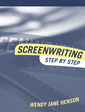 Couverture de l'ouvrage Screenwriting, step by step