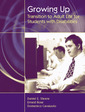 Couverture de l'ouvrage Transition to adult life for students with disabilities